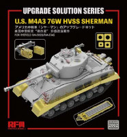 RFM Model RM-2002 The Upgrade solution for 5028 & 5042 M4A3 Sherman 1:35