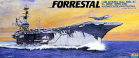 Arii / Microace 131817 USS Aircraft Carrier Forrestal 1:800