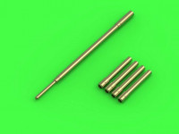 Master (PL) MAST-48134 1/48 H.Tempest/H.Fury/Sea Fury barrel tips & pitot