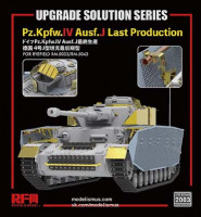 RFM Model RM-2003 The Upgrade solution for 5033 & 5043 Pz.kpfw.IV Ausf.J late production 1:35