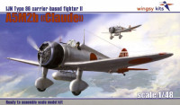 Wingsy Kits D5-01 Type 96 A5M2b Claude 1:48