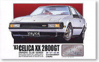 Arii 205143 `83 Cellica XX 2800GT 1:24