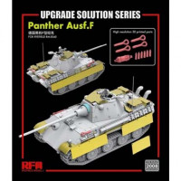 RFM Model RM-2008 Upgrade solution for 5054 Panther Ausf.F 1:35