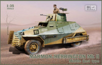 IBG 35022 Marmon-Herrington Mk.II Middle East type 1:35