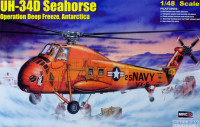 MRC 64106 Sikorsky UH-34D 'Operation Deep Freeze' 1:48