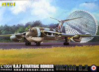 Great Wall Hobby L1004 R.A.F. Strategic Bomber VICTOR B.2 1/144