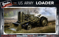 Thunder model TM35002 US Army Loader 1:35