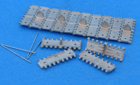 Master Club MTL-35017 Tracks for T-34 550mm M1940 Early Type 1 1:35
