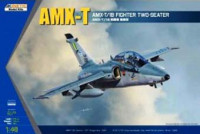 Kinetic K48027 AMX-T/1B Two-seater Fighter 1:48