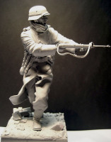 Jeffchiu's Miniatures JS120032 German 6th Army Stalingrad 1942/43 (Part IV)