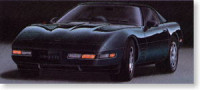Arii 20707 `92 Corvette ZR-1 1:24