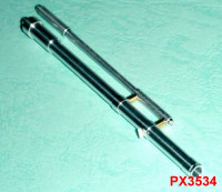 Phoenix Model PHXM35034 1/35 30mm 2A72 & 100mm 2A70 Metal Barrel for BMP-3