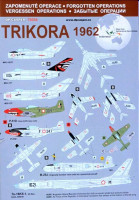 Dp Casper 72034 1/72 Forgotten Operations - TRIKORA 1962