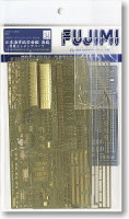 Fujimi 113654 Photo-Etched Parts for IJN Aircraft Carrier Hiryu 1:350