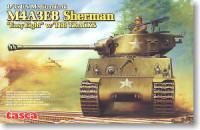 Asuka Model 35-020 Sherman M4A3E8 Easy Eight 1:35