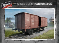 Thunder model TM35901 German G10 Guterwagen 1:35