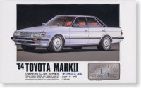 Arii 205020 `84 Toyota Mark II Twin 1:24