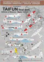 DP Casper DPC-72027 1/72 Forg.Operations - TAIFUN final part, 1941-42