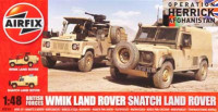Airfix 6301 British Forces Land Rover Twin Set 1:48