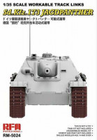 RFM Model RM-5024 1/35 Workable Track Links for Jagdpanther Ausf.G2 1:35