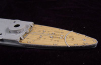 Pit-Road AW2041 Italy Battleship Littorio 1941 Wood Deck Seal (for Pit-Road) 1:700