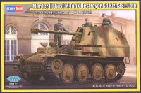 Hobby Boss 80168 Marder III Ausf.M Tank Destroyer - Late 1:35