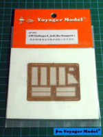 Voyager Model AP008 Challenger2_Grill (For TRUMPETER) 1/35