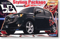 Fujimi 03677 Toyota bB Styling Package Ver.A 1:24