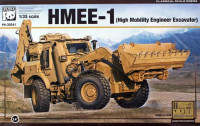 Panda Hobby 35041 HMEE-1 High Mobility Engineer Excavator 1:35