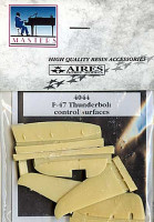 Aires 4044 P-47 THUNDERBOLT control surfaces 1:48 (распродажа)