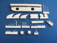 Pavla Models 72068 X – Craft submarine 1:72