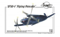 Planet Models PLT248 XF5U-1 Flying Pancake 1:32