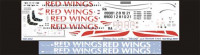 Ascensio 100-002 Sukhoi Superjet 100 RedWings (RA-89001) 1/144