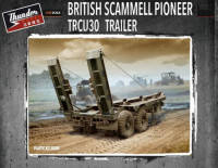 Thunder model TM35205 British TRCU30 Trailer 30t 1:35