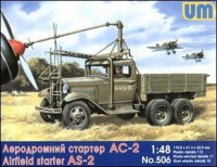 UM  506	Airfield starter AS-2 on GAZ-AAA (1:48)