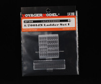 Voyager Model AP046 IJN Ladder Set I 1/700