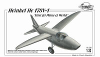 "Planet Models PLT205 Heinkel He 178 ""First Jet Plane Of World"" 1:32"