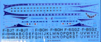 BOA 44120 1/144 Decals SE-210 Caravelle 3 Air France (AIRF)
