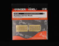 Voyager Model AP022 Photo Etched set for Panther Series Hook (Same as PEA35003)
