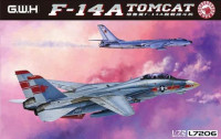 "Great Wall Hobby L7206 F-14A US Navy ""Tomcat"" 1:72"
