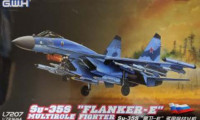 "Great Wall Hobby L7207 Su-35S ""Flanker E"" Multirole Fighter 1:72"