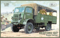 IBG 35016 Bedford QLD Troop Carrier 1:35