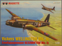 MSD-Maquette 7227	Самолет Vickers Wellington Mk.Ic