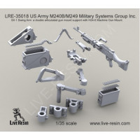 LiveResin LRE35018 1:35 M240B/M249