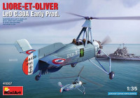 Miniart 41007 1/35 Liore-et-Oliver LeO C.30A Early Production