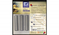 Bronco AB3501 Single Wing Nuts(German Version) 1:35