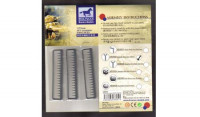 Bronco AB3502 Butterfly Wing Nuts(General Purpose) 1:35