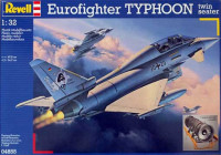 Revell 04855 Eurofighter Typhoon Twin Seater 1/32