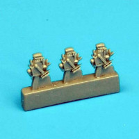 QuickBoost QB32 007 Gunsight Revi C/12D (3 pcs) 1/32