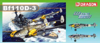 Dragon 3206 1/32 Dragon Messerschmitt Bf 110D-3